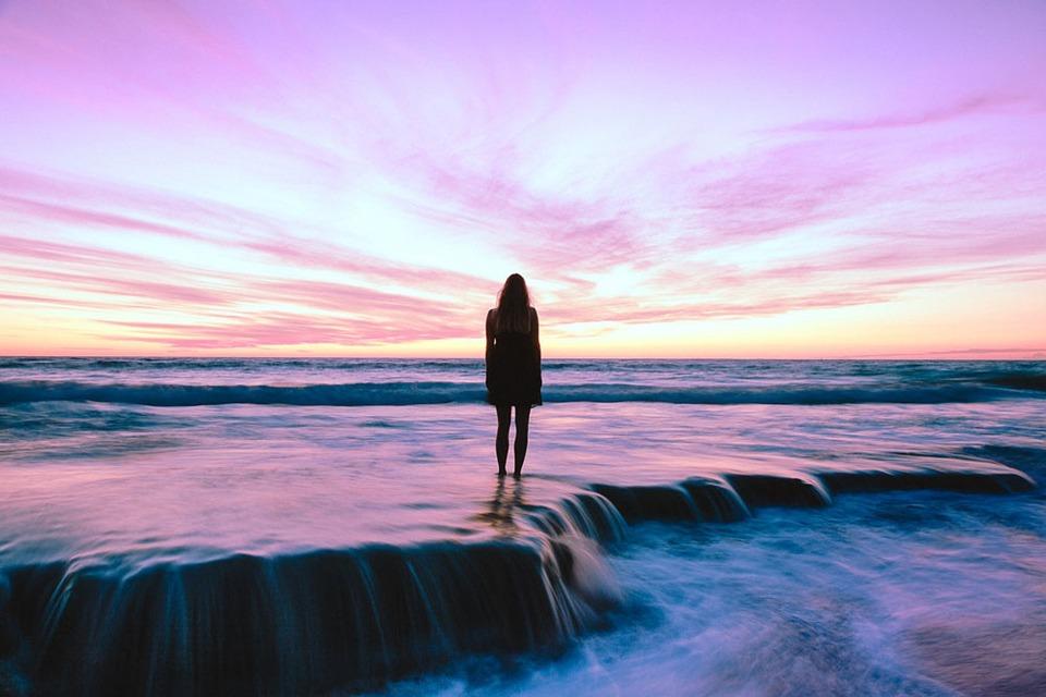 Nádej na brehu mora