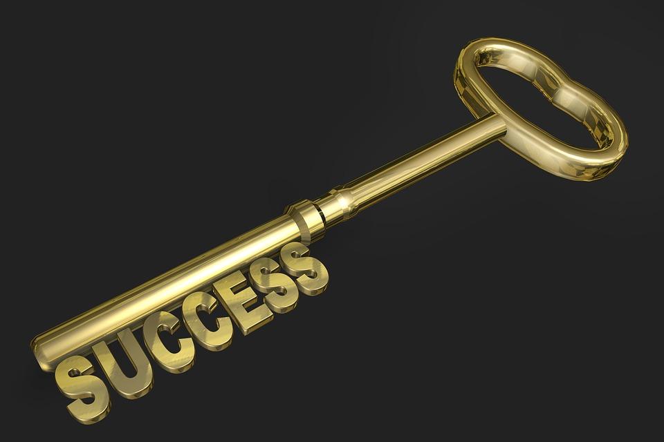 Zlatý kľúč k úspechu